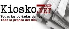 Kiosko. Portadas de periódicos