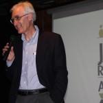 José Ramón Ayllón en Chile