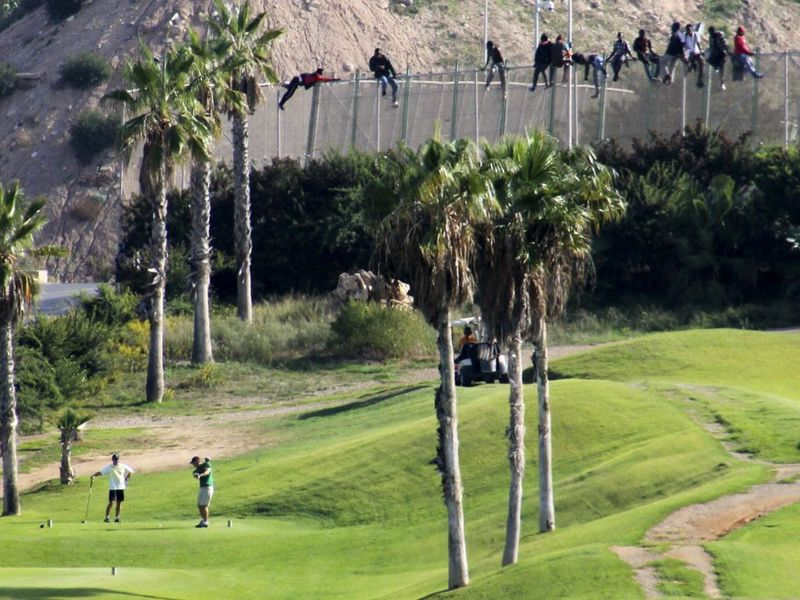golf Melilla