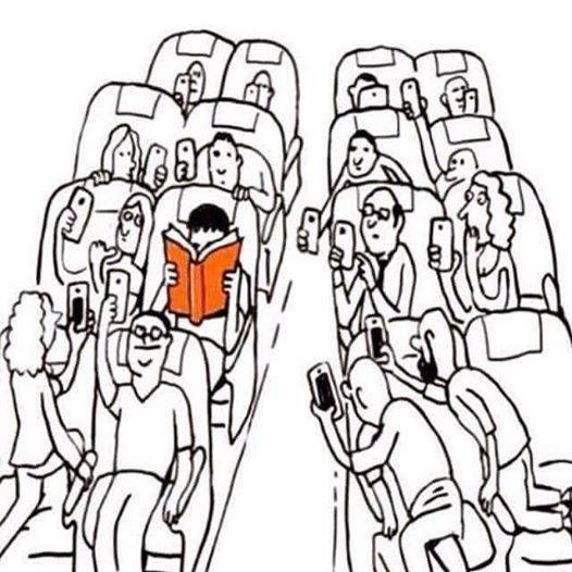 Moviles y libro