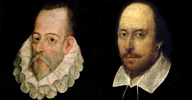 Cervantes & Shakespeare