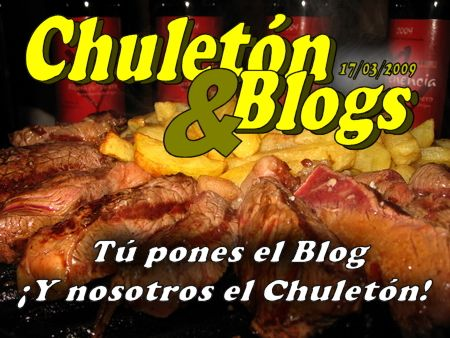 Chuletón & Blogs