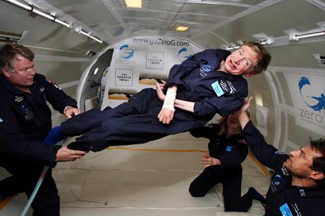 Hawking y la esclerosis