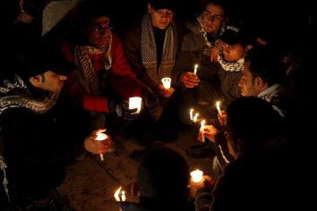 Bombardeo israelí sobre Gaza Manifestantesjordanos_50