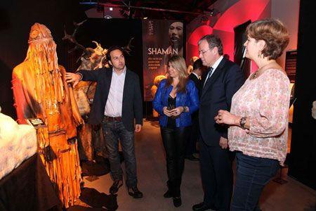 El Palacín de León acoge la exposición de Cuarto Milenio hasta el 27 ...