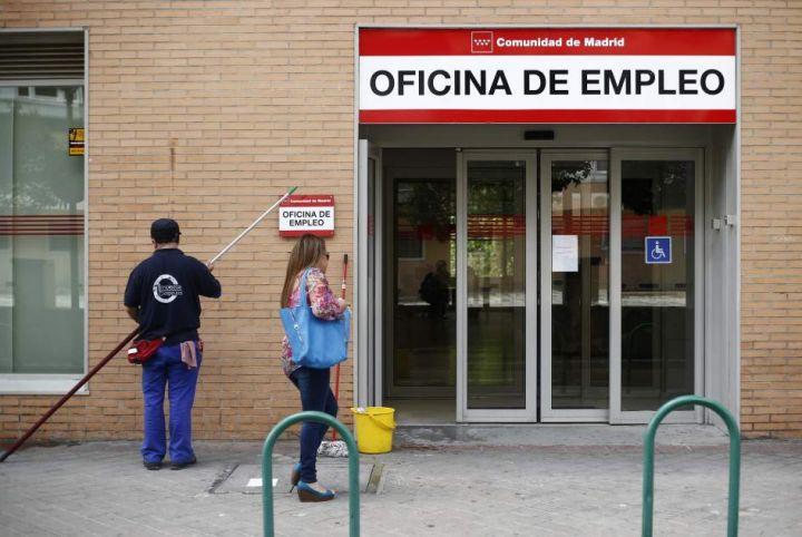 El paro se mantiene en un mes negativo for Oficina de empleo vitoria