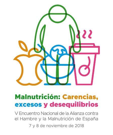 Resultado de imagen de V Encuentro de la Alianza Contra el Hambre y la Malnutrición de España